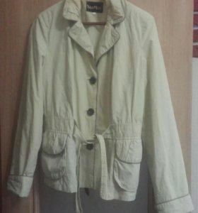 Ветровка пиджак новый