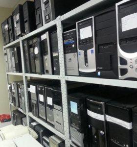 Много компьютер для офиса