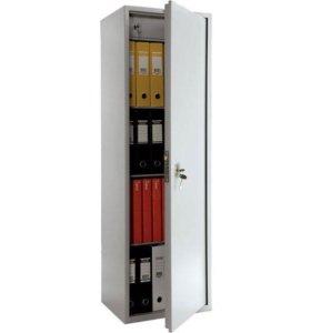 Бухгалтерский шкаф-сейф Практик SL-150T