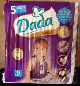 Памперсы Dada 5