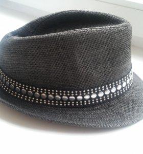 Плетёная шляпа (шляпка)