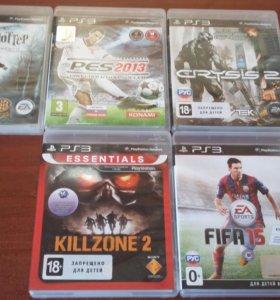 Игры для PlayStation3