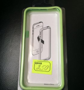 Бампер для iPhone 5. 5s
