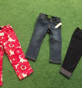Новые брючки и джинсы , 92