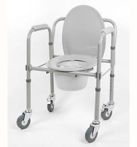 новое кресло -туалет