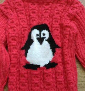 2 теплых зимних свитера