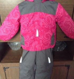 Комплект зимний куртка + штаны