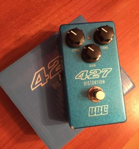 Педаль Distortion BBE 427