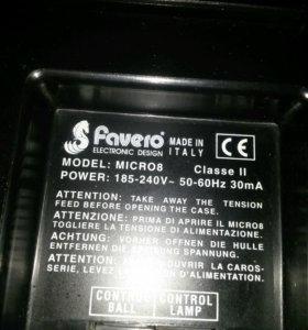 Система контроля игрового времени Favero Micro 8