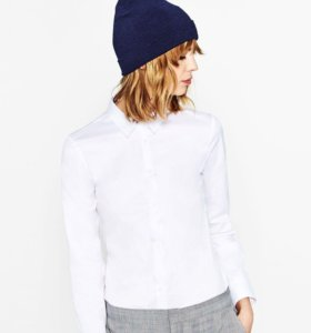 Базовая рубашка Zara