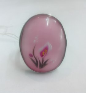 Кольцо серебро925пр