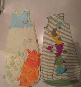 Спальный мешок 6мес-2лет