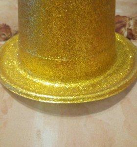 Шляпка(цилиндр)