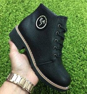 Ботинки AJ новые