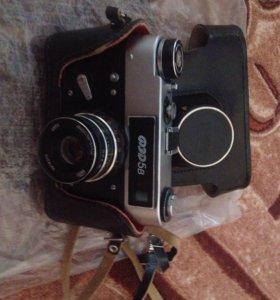Фотоаппарат Фэд 5в