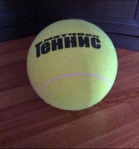 Сувенирный теннисный мяч
