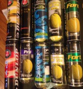 Мячи для тенниса Dunlop Roland Garros Racin