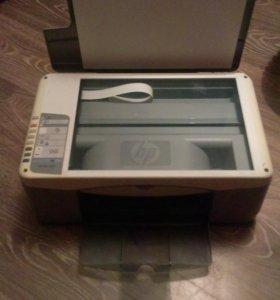 3в1 принтер HP PSC 1410
