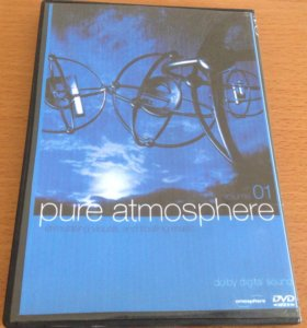 Pure Atmosphere volume 1 (DVD)