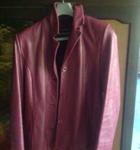 Новая кожаная куртка o'noon