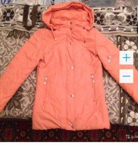 Куртка осень подростковая
