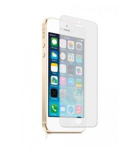 Защитное стекло на iPhone 5/5s/5se