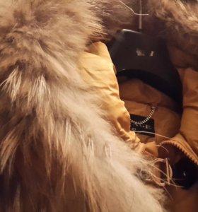 Пуховик-Пальто Savage Зимний