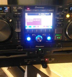 DJ проигрыватель Pioneer