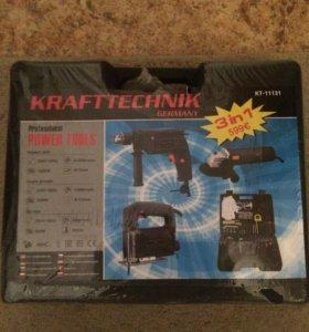 Набор инструментов KRAFTTECHNIK KT-11131