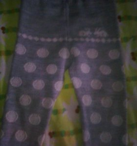 Шерстяные  штанишки