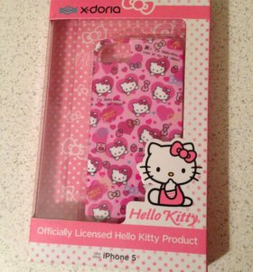 Чехол для iPhone 5/5S серия hello kitty новый SALE