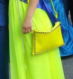 Платье выпускное(вечернее)
