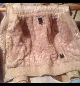 Зимняя куртка 40-42-44