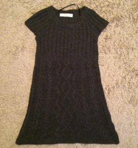 Платье новое Zara шерсть