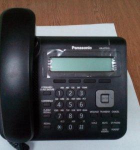 IP телефон panasonic kx-ut113
