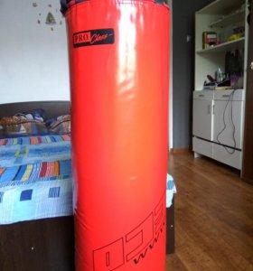 Боксерский мешок Leco pro 50кг.