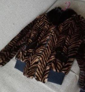 Курточка норковая