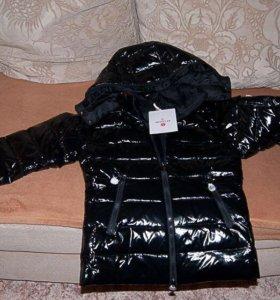 Новая демисезонная куртка Moncler