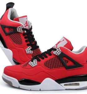 Nike Air Jordan IV. Кроссовки.