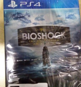 Bioshock the collection ( PS4)