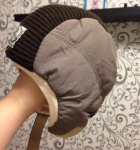 Новая зимняя шапка р.50