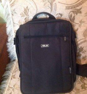 Сумка-рюкзак для ноутбука