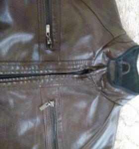 Новая демосезонная куртка