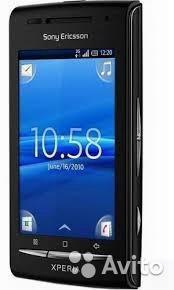 Sony Ericsson x8.