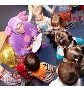 Волшебный праздник для детей с аниматорами