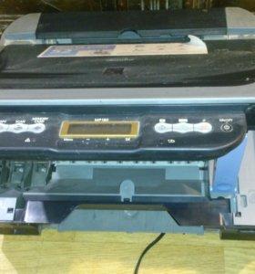 Canon. МФУ (сканер, принтер, копир)