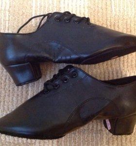Туфли для бально спортивных танцев подростковые