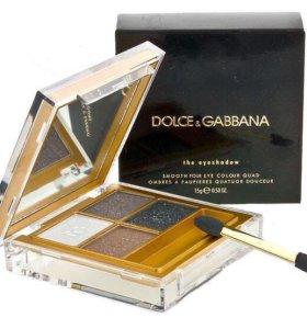 Компактные тени Dolce&Gabbana