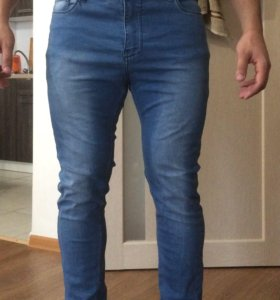 Джинсы мужские 46 размера