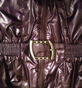Куртка демисезонная на рост 158 см